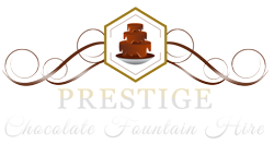 Prestige Chocolate Fountain Hire Fondue Rental Logo
